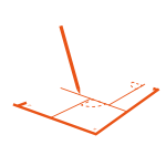 Plans 2D icon
