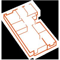 Plans 3D icon