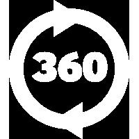 360 Virtual Tour icon